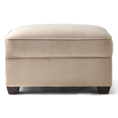 jcpenney.com | Fabric Possibilities Storage Ottoman