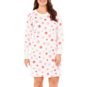Mixit™ Minky Nightshirt and Socks Gift Set - Plus