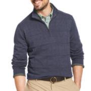 Van Heusen® Quarter-Zip Sweater