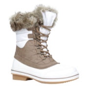 Call It Spring™ Beanna Womens Cold-Weather Boots