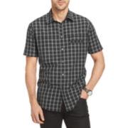 Van Heusen® Traveler Short-Sleeve Woven Shirt