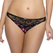 Marie Meili Reese Thong Panties