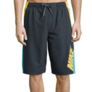 Nike® Color Surge Jet Swim Trunks