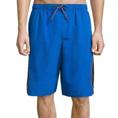 jcpenney.com | Nike® Color Surge Drift Volley Shorts