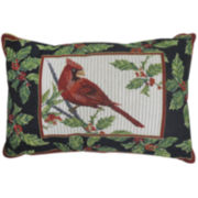 Park B. Smith® Cardinal Decorative Pillow