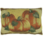Park B. Smith® Crackle Pumpkins Decorative Pillow