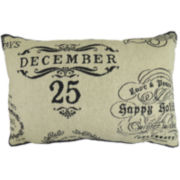 Park B. Smith® December 25th Decorative Pillow