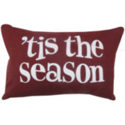 Park B. Smith® Tis The Season Decorative Pillow