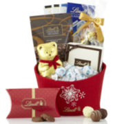 Lindt Lindt Favorite Selections Holiday Gift Basket