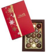 Lindt Signature Specialties Gourmet Truffles Gift Box