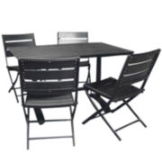 San Francisco 5-pc. Outdoor Dining Set