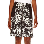 Worthington® Zip-Front Skirt