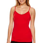 Worthington® Seamless Reversible Neckline Cami