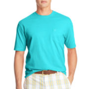 IZOD® Short-Sleeve Pocket Tee