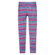Capelli of New York Fleece-Lined Leggings - Girls 7-14
