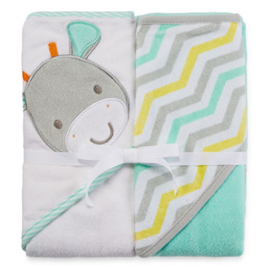 jcpenney.com | Okie Dokie Hooded Towel
