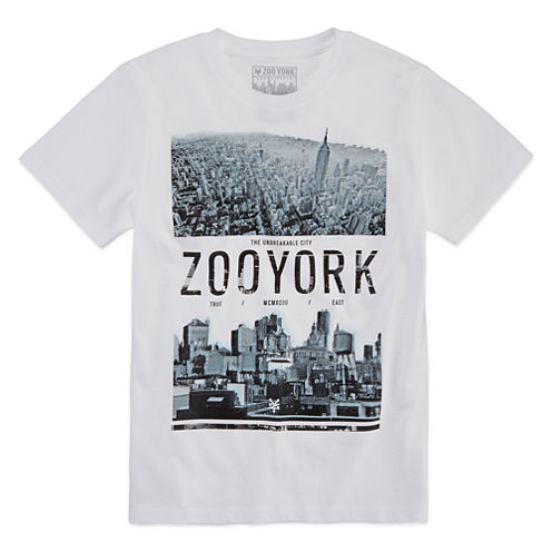 Zoo York Boys Over the Top Short Sleeve   T-Shirt-Big Kid