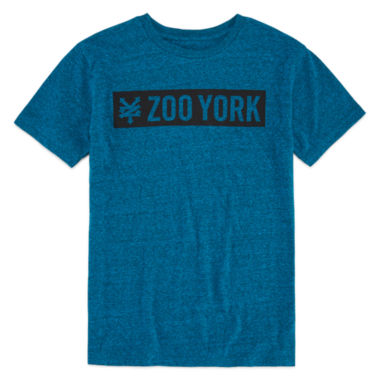 jcpenney.com | Zoo York Boys Short Sleeve T-Shirt-Big Kid