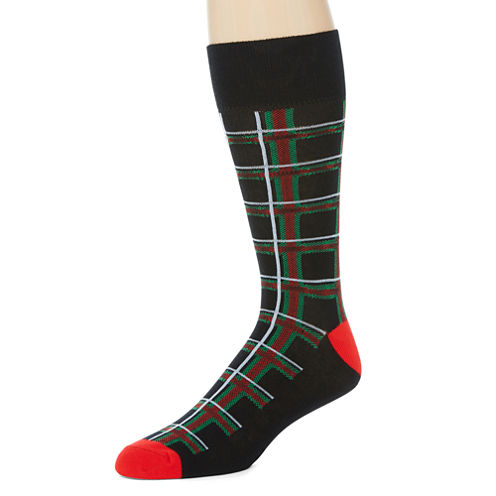Reckless® Holiday Novelty Crew Socks