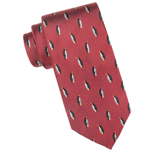 Stafford Parks Road Penguin Tie