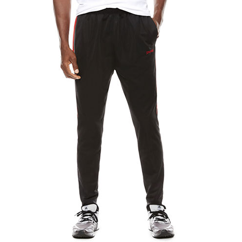 Athletic Fit Brushed Tricot Jogger Drawstring Workout Pant