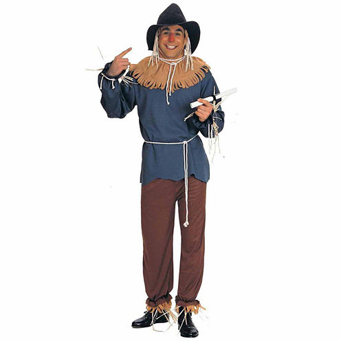 The Wizard Of Oz  Scarecrow 4-pc. Dress Up CostumePlus
