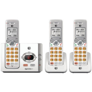 jcpenney.com | AT&T EL52315 DECT 6.0 Cordless Answering System with Caller ID/Call Waiting - 3 Handsets
