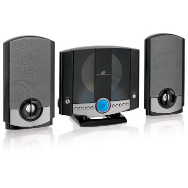 jcpenney.com | GPX HM3817DTBLK Home Music Hi-Fi System