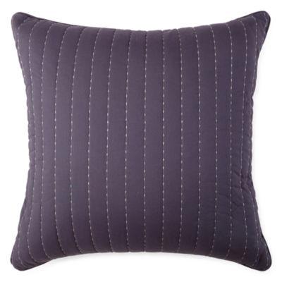 Miller Stripe Euro Pillow
