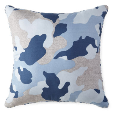 jcpenney.com | JCPenney Home Camo Square Decorative Pillow