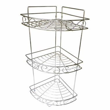jcpenney.com | Elegant 3-Compartment Shower Caddy