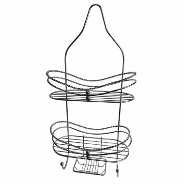 jcpenney.com | Elegant 2-Shelf Shower Caddy With Soap Dish