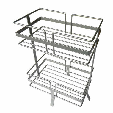 jcpenney.com | Elegant 2-Compartment Shower Caddy