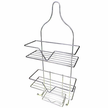 jcpenney.com | Elegant Shower Caddy with Soap Dish