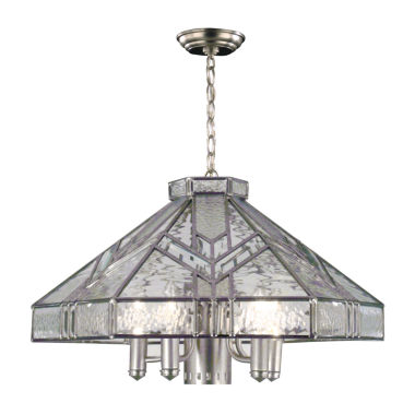 jcpenney.com | Dale Tiffany™ Antique Silver Hanging Fixture