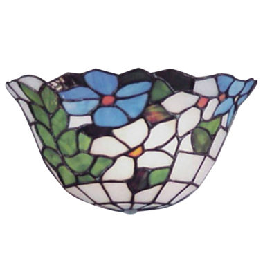 jcpenney.com | Dale Tiffany™ Flower Basket Wall Sconce