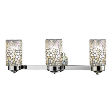 jcpenney.com | Dale Tiffany™ Alps 3-Light Mosaic Vanity Lights