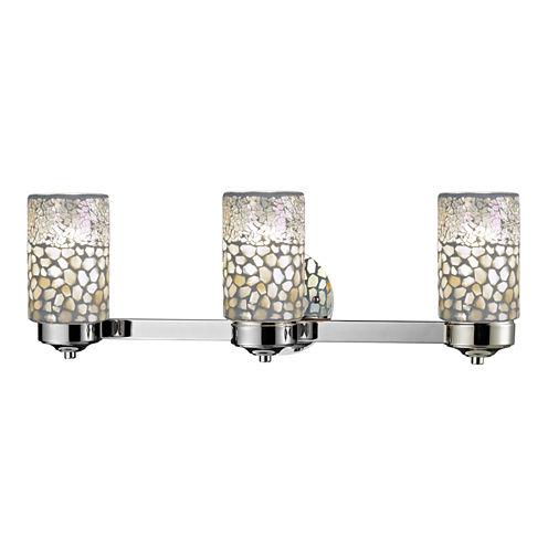 Dale Tiffany™ Alps 3-Light Mosaic Vanity Lights