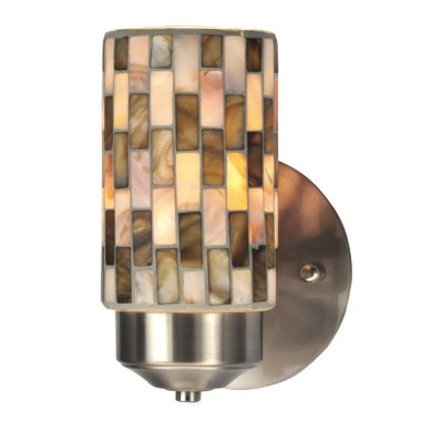 jcpenney.com | Dale Tiffany™ Kalmia Mosaic Wall Sconce