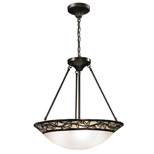 Dale Tiffany™ Cyprus Oaks Inverted Hanging Fixture