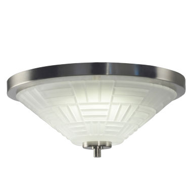 jcpenney.com | Dale Tiffany™ LED Houston Flush Mount