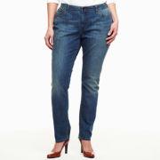 Levi's® Mid-Rise Skinny Jeans - Plus
