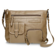 Rosetti® Crossroads Holly Crossbody Bag