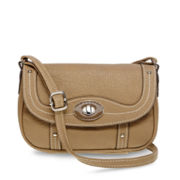 Rosetti® Mini Cash & Carry Ryan Flap Crossbody Bag
