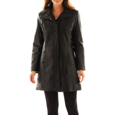 jcpenney.com | Excelled Leather Pencil Coat