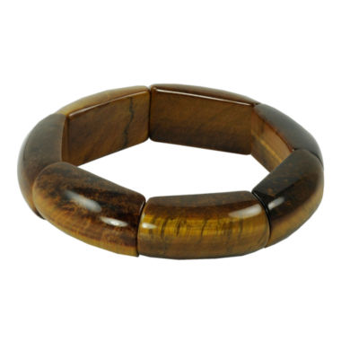 jcpenney.com | Tiger's Eye Bangle Bracelet