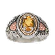Black Hills Gold® Genuine Citrine Ring