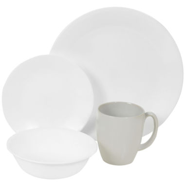 jcpenney.com | Corelle® Livingware™ Winter Frost 16-pc. Dinnerware Set