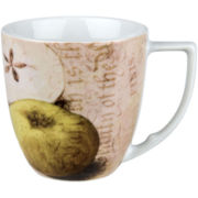 Nature Set of 4 Apple Mugs