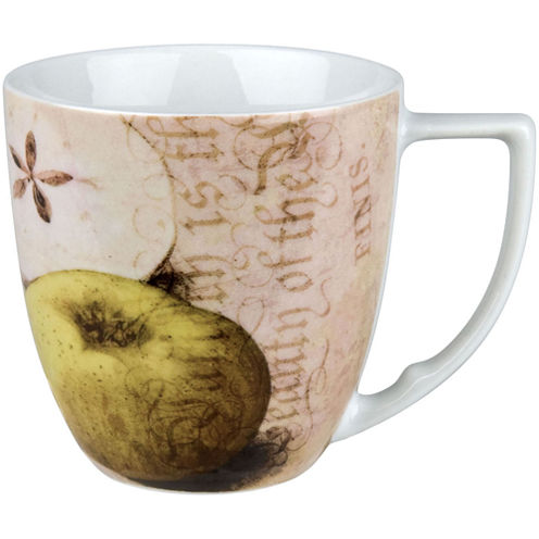 Waechtersbach Nature Set of 4 Apple Mugs